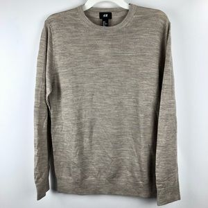 H&M's Merino wool blend
